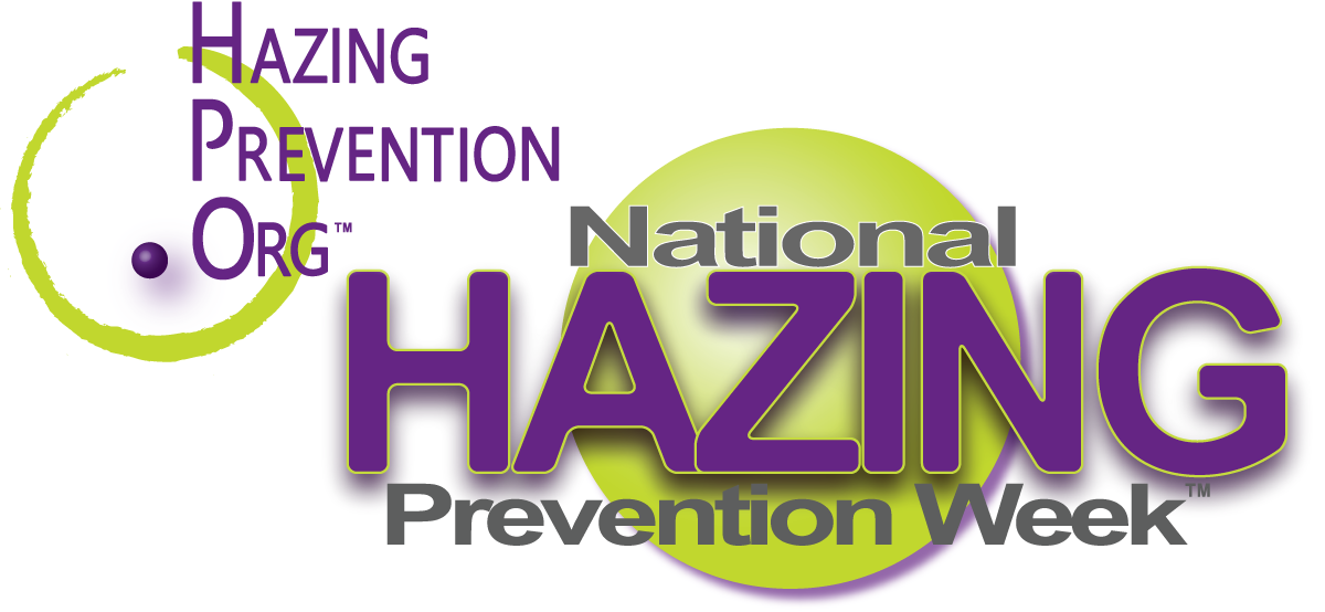 Participate in National Hazing Prevention Week 2020