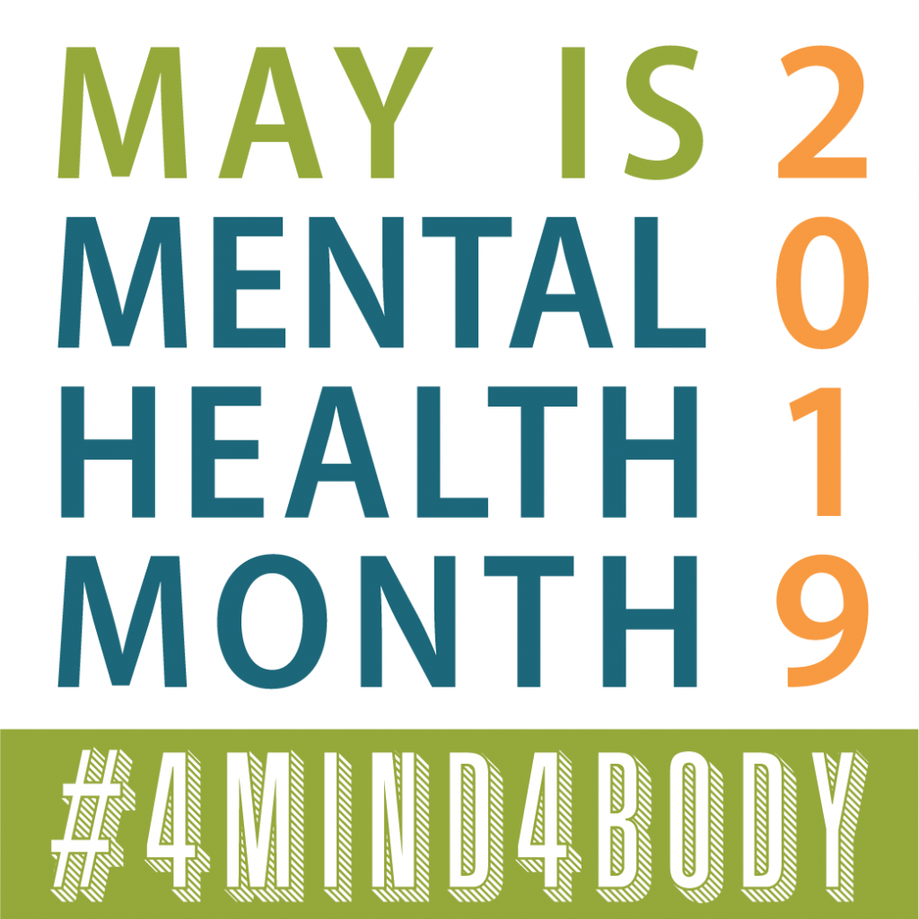 Image result for may is mental health month