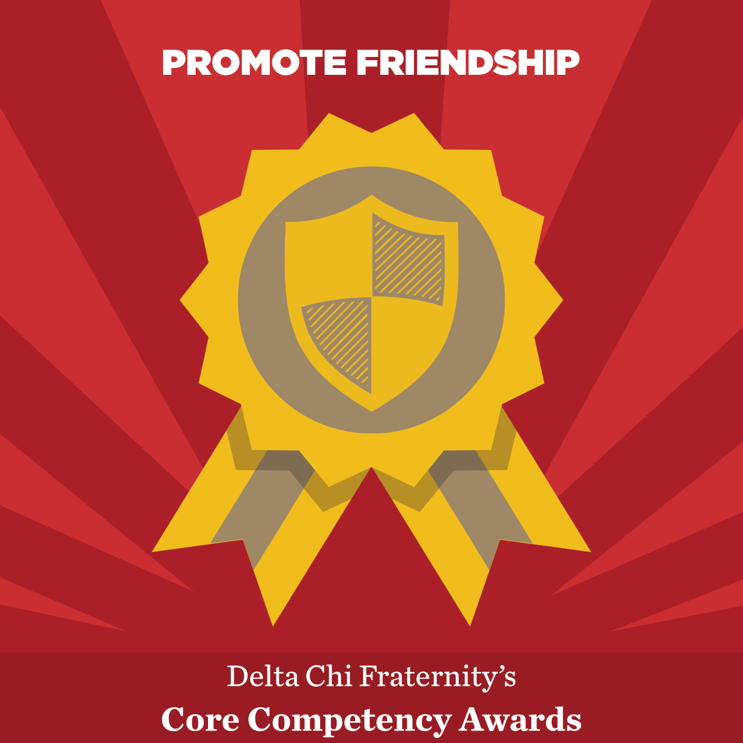 Core Competency Awards (Promote Friendship)